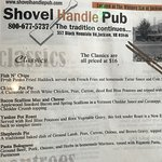 Foto Shovel Handle Pub