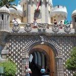 Foto di Palazione nazionale di Pena (Palacio Nacional da Pena)