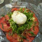 Tomates basilic et Buffala : crémeuse à souhait