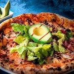 Pizza Végétarienne ou Végane