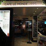Foto de Cafe Le Monde