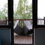 Lodge on Loch Lomond Picture
