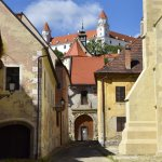 Old town Bratislava.