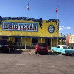 The Big Texan Front Entrance