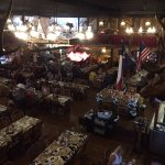 The Big Texan Dining Hall