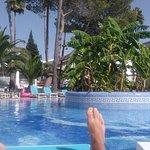 Foto de Hotel Playasol Cala Tarida