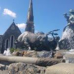 Impressive fountain, worth of visit
