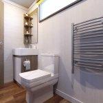 Family Studio Shower room