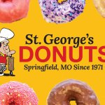 St. George's Donuts Donut Variety - Since 1971