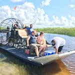 Explore the Everglades.