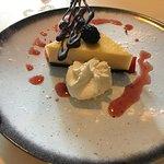 Limoen-oreo cheesecake