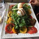 Carpaccio de tomates anciennes ! Extraordinaire