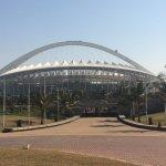 Photo of Moses Mabhida Stadium