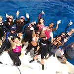All women divers from PADI Women's Dive day Video
