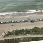 Beach chairs are $40 each to rent