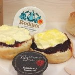 Drop in and pick up a delicious cream tea