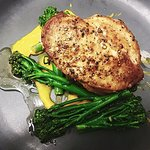 Chicken, carrot & broccoli