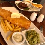 Beautifully cooked and presented using top quality ingredients!