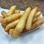 Fries at Frank Allen's Market & Grill
