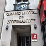 Photo de Le Grand Hotel de Normandie