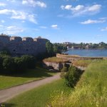 the fortress on Suomelinna island