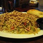Chicken Chow Mein Special