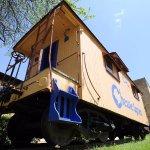 Chessie's Ohio & Chesapeake Caboose Car