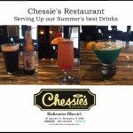 Chessie's Summer  Cocktails