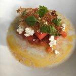 Tomato/Feta/Watermelon