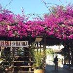 Casa de Reyes - we dined in the Barra Barra banquet room
