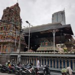 Beautiful Temple in Bangkok. A must see.