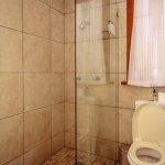 Room 4 - en suite shower and toilet
