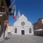 Piazza Marconi - Municipio e Duomo