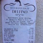 Ảnh về Ristorante Bagni Delfino