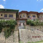 Front facade of Galing Resort