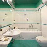 Room Bathroom with Hydromassage