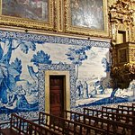Paintings, azulejos, an abundance of artistic gifts for us to enjoy