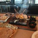 Hot Rock Fajitas. Taste so awesome!