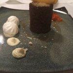 Nice dessert, mostly vegan
