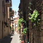 Streets of of Orvieto