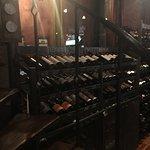 Incredible wine options