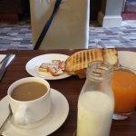 Lovely fresh Breakfast