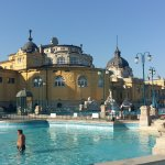 Photo de Széchenyi Baths and Pool