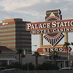 New PalaceStation Casino Sahara Ave. Las Vegas, NV
