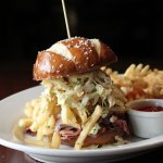 Corned Beef Stack