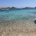 Some highlight pics from the incredibly blue waters around the exquisite La Maddalena Archipelag