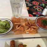 Guac/Salsa and Chips