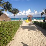 Foto di Sandos Playacar Beach Resort