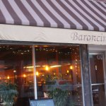 Baroncini's window from outside