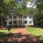 This home is believe to be the model for Tara (Home of Scarlett) in the movie Gone with the Wind